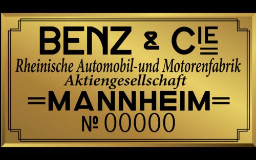 Daimler Logo 1883
