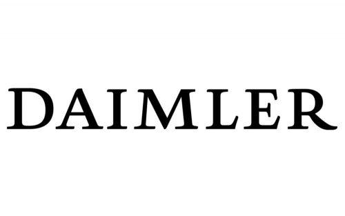 Daimler Logo 2007