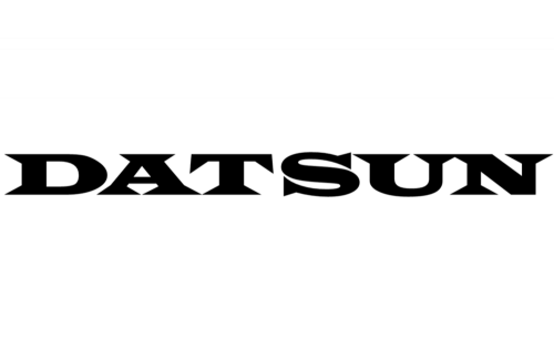 Datsun Logo 1972