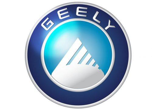 Geely Logo 2003