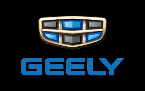 Geely Logo 2014