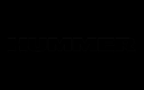 Hummer Logo 1992