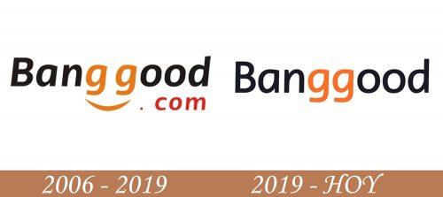 Historia del logotipo de Banggood