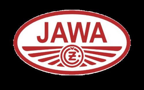 Jawa Logo 1954