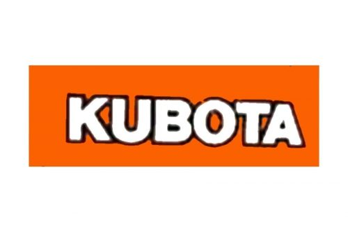 Kubota Logo 1969