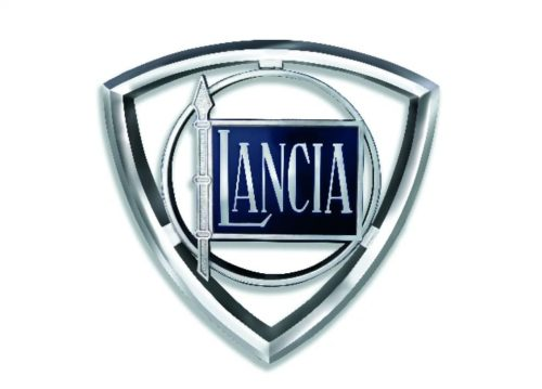 Lancia Logo 1957