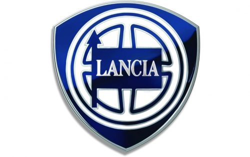 Lancia Logo 1974