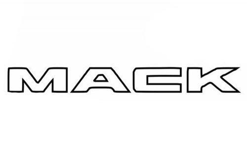 Mack Logo 1900