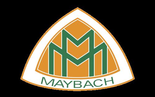 Maybach Logo 1909
