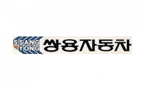 SsangYong Logo 1988