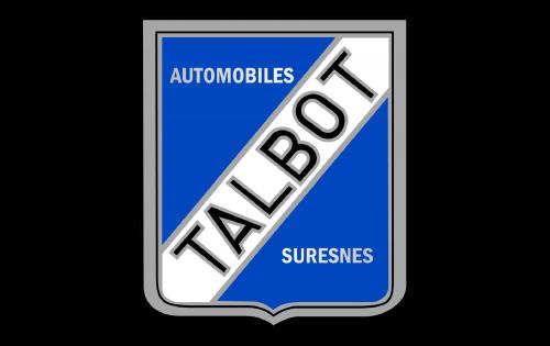 Talbot Logo 1954