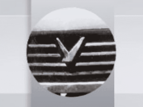 UAZ Logo 1950