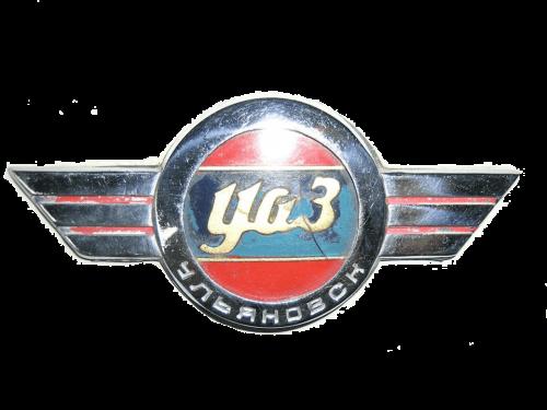 UAZ Logo 1954