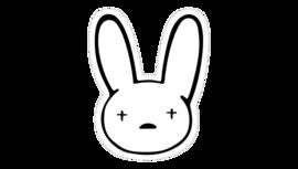 Bad Bunny Logo tumbs